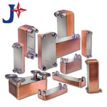 Intercambiador de calor de placas soldadas 304 / 316L para calentador de agua