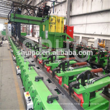 SHUIPO Semi-trailer Production Line Assembly Line Machine for Trailer Machine Manufacturer