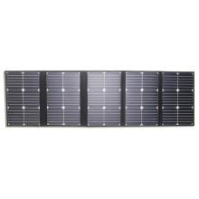 2016 nouveaux produits Panneau solaire semi-flexible 100W pour voitures électriques / bateaux