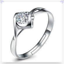Fashion Ring Crystal Jewelry 925 Sterling Silver Jewelry (CR0051)