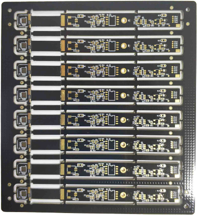 12-Layer Rigid-Flex PCB