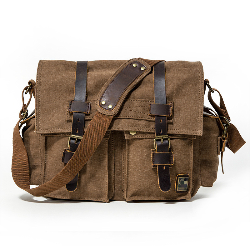 Canvas Shoulder Bags (6)