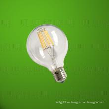 Crezca la luz del bulbo del LED del filamento ligero