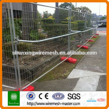 Alibaba China Galvanized temporary mesh panel for construction protection using