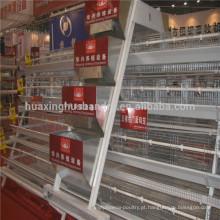 Sistema básico de gaiola de galinha de aves de capoeira à venda