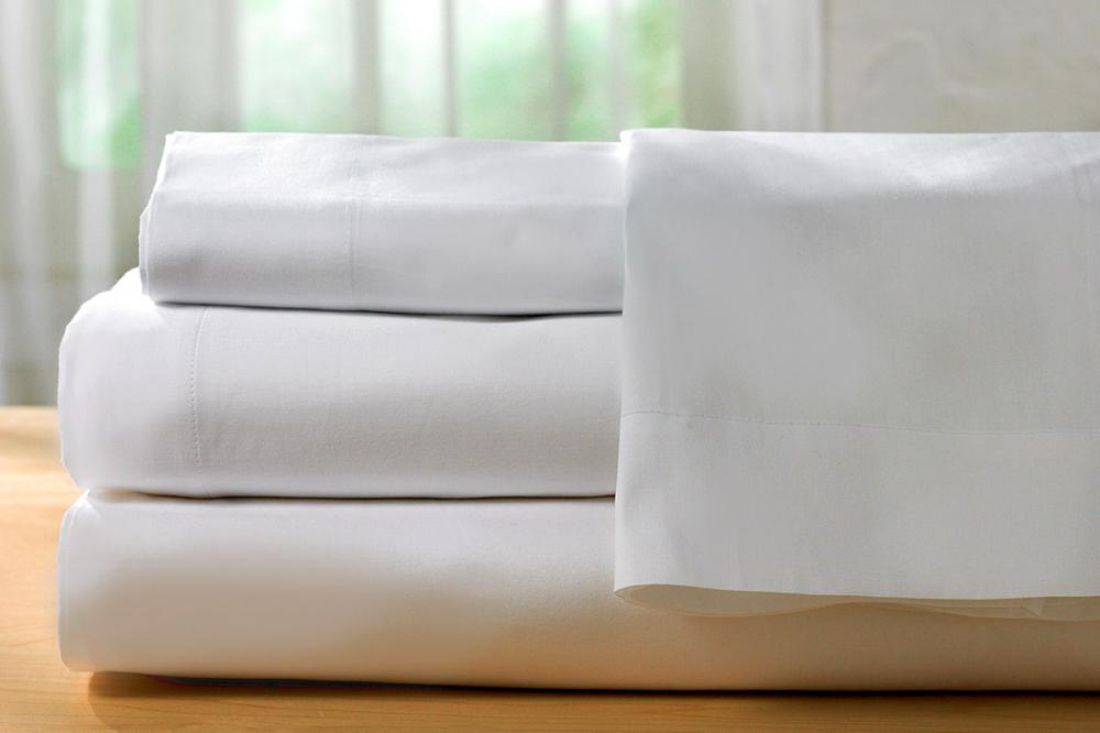 hotel bed sheet fabric