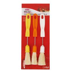 3pcs basting brush set