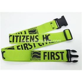 5.0CM Custom Luggage Straps  Nylon Polyamid