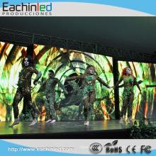 Qualitäts-Innen-P3.91 LED-Bildschirm-Videowand für das Errichten von 360 Grad-Umkreis, der LED-Anzeige annonciert