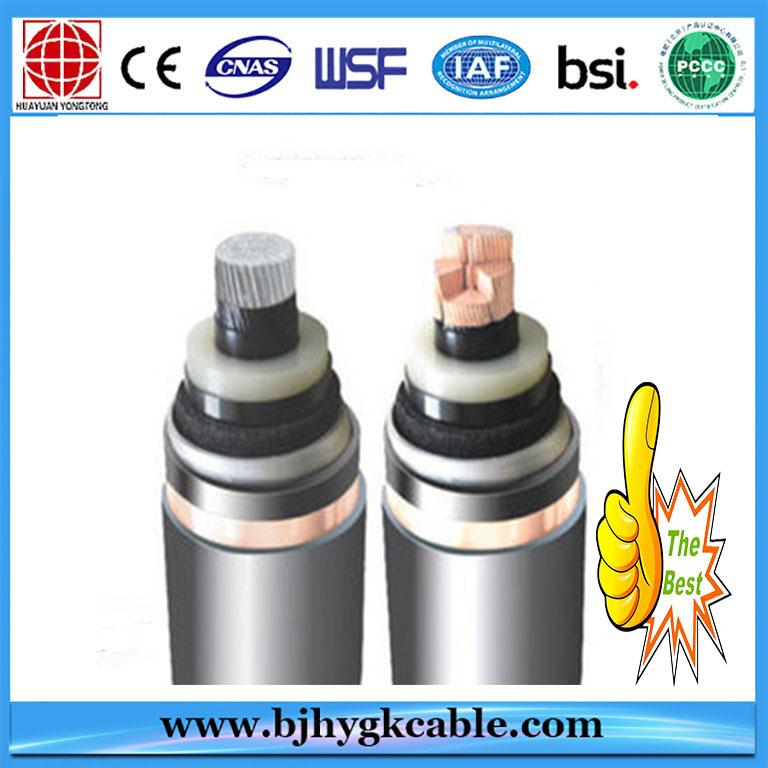 Corrugated Control Cables : China kv sqmm copper xlpe corrugated aluminum