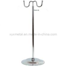 Suporte de saco de aço Chrome Two Steel