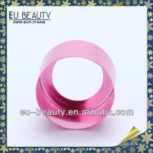 18мм блестящий розовый цвет алюминиевый духи воротник