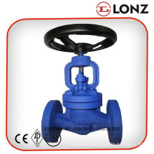 Cast Steel/Stainless Steel DIN Flanged Globe Valve