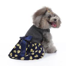 Holiday Theme Dog Dresses for Birthday Valentines Day