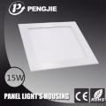 200*200 15W Die Casting Aluminum LED Panel Light Housing