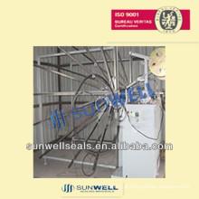 Enrolador grande para a gaxeta espiral da ferida / SWG (estilo vertical)