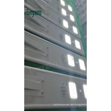 Luz de la calle / del jardín de la energía solar del poder más elevado IP65 Ángulo ajustable de la viga