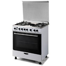 Free Standing 5 Gas Burners Stove with Oven