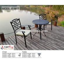 muebles al aire libre impermeable moderno de la colección de aulax