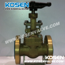Forged Bronze Gate Valve (Z41)