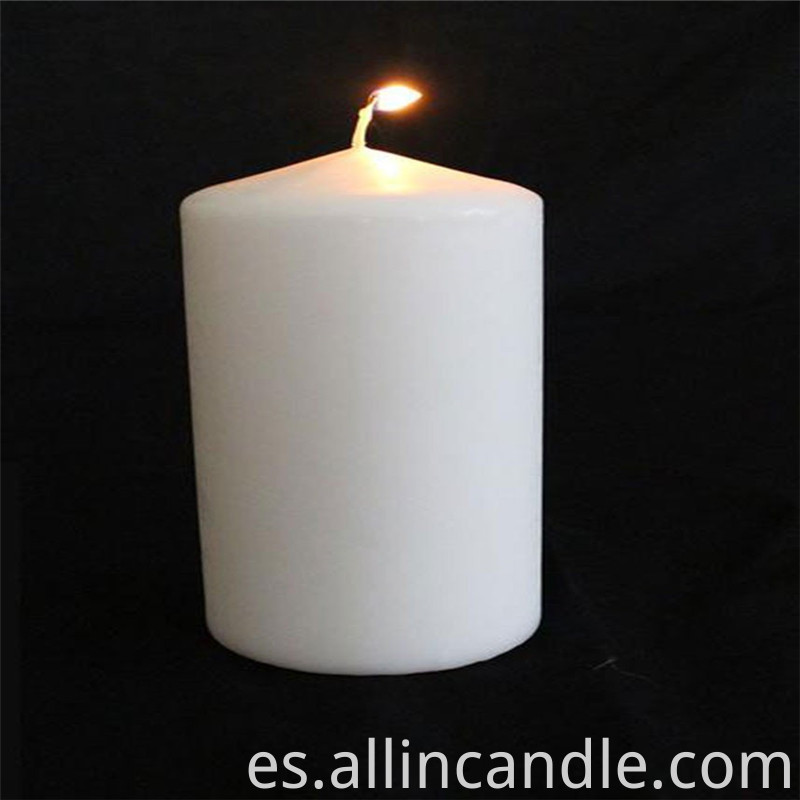 Taper Pillar Candle