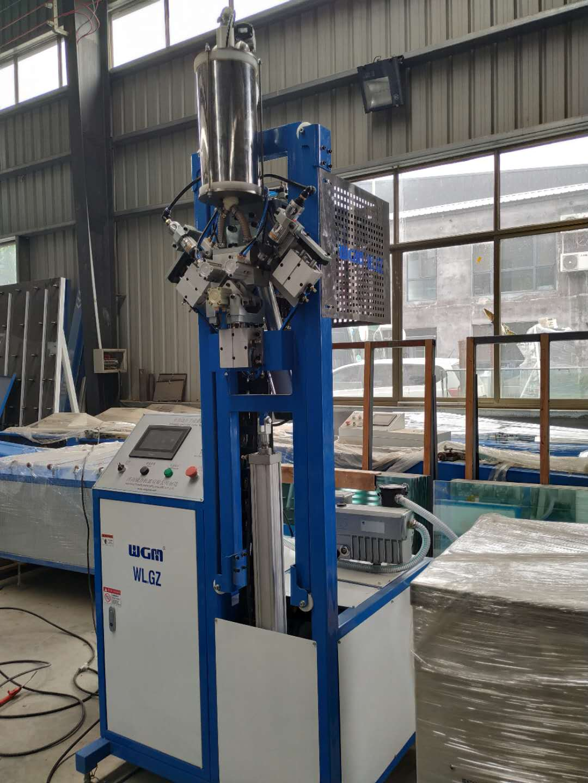 insularing glass molecular sieve dessiccant filling machine