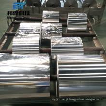 Folha de alumínio duplo de alta qualidade Zero para embalagem de alimentos 8011/1235 com baixo preço