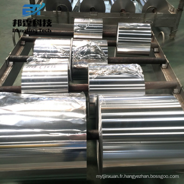 Prix de papier d'aluminium d'alliage mou de haute qualité pour par kilogramme pour l'emballage alimentaire par tonne au Pakistan