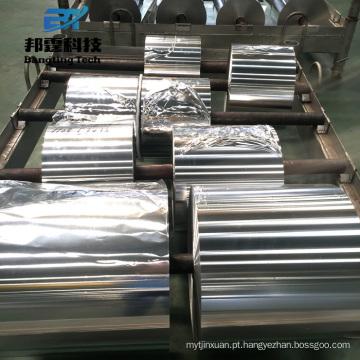 Alta qualidade Rolo Tipo Soft Temper folha de alumínio para o condicionador de ar do condensador barbatanas / Alumínio Uso Industrial de alumínio com preço baixo