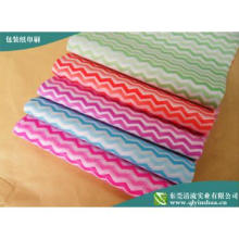 Factory outlet garments wrapping paper 11