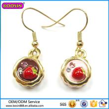 Boucle d'oreille 3D de bijoux de mode en cristal de Guangzhou Boosin #21456