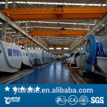 Le Top fabricant Qd Type Double poutre passage grue de 20 tonnes