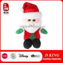 Горячая Продажа Санта-Клаус плюшевые игрушки для Рождественский подарок