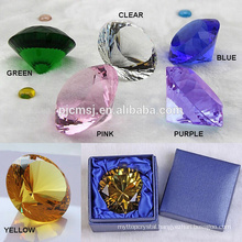 Wholesale Crystal Diamond With Gift Box For Wedding Return Gifts