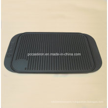 LFGB Certified Cast Iron Griddle Cookware China