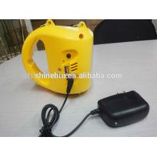 Alta eficiência com carregador de telefone solar lanterna acampamento levou lanterna com lanterna