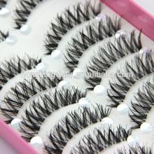 oferta de fábrica de cabelo grande cílios vison pestanas 3d vison