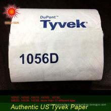 Zuverlässiges kundenspezifisches Tyvek-Papier / Heißsiegelbeutel