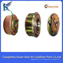 Venta caliente 24V / 12V sanden 508 ac embrague para SANDEN508-8PK Guangzhou fábrica