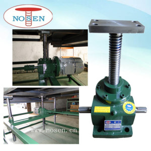 OEM/ODM Manufacturer for Worm Gear Screw Jacks 5 ton worm screw jacks for table lifting export to Netherlands Factories
