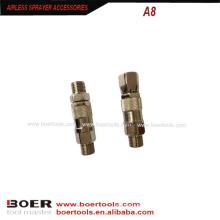 Airless Spray Gun steering connector