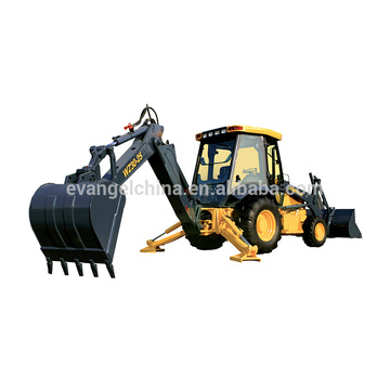 China High Quality mini Backhoe Loader Changlin WZ30-25 Better Price