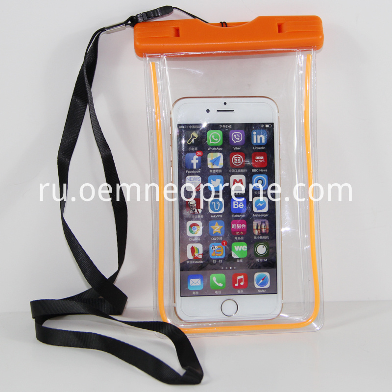 Alt Phone Bags with Lanyard