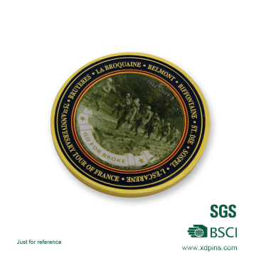 Бронза Материал Стикер Сувенир Вызов Монета