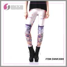 2015taobao New Custom Print Leggings Mulheres Calças Animal Impresso Leggings