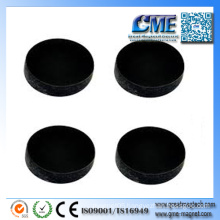 Magnet Discs Rubber Coated Magnets Power Magneter
