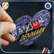 decorate love 3d fridge magnet sticker