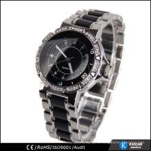 Модные бриллиантовые часы женские, оптовая торговля Китай часы