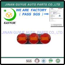1387878 1371975 1504609 Stop Tail Lamp Lh7 Function for Scania Volvo Daf Benz Man Iveco Truck Parts