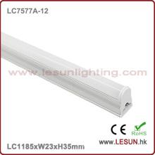 Aucune lumière de tube de la zone foncée 18W 2835SMD LED T5 LC7577A-12